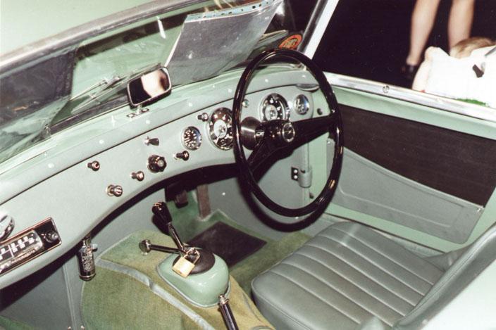 Car Parts Birmingham >> Frogeye Sprite Owners Email Register